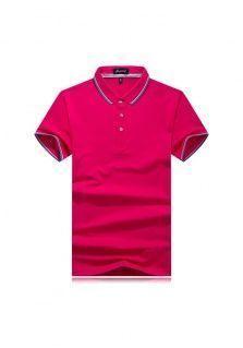 短袖如何搭配更显时尚?